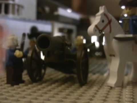 The Battle of Trenton-Lego Movie