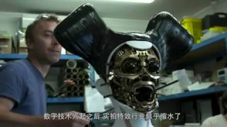 Weta Workshop Behind the Scenes: 'Ghost In The Shell'