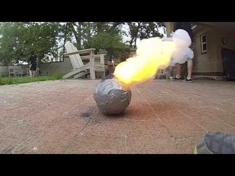 Playing with Black Powder
