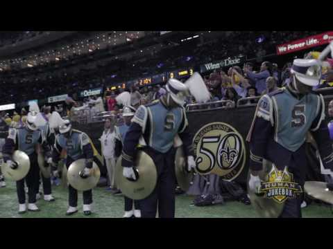 Thumbnail: Southern University Human Jukebox 2016 Marching In | Bayou Classic
