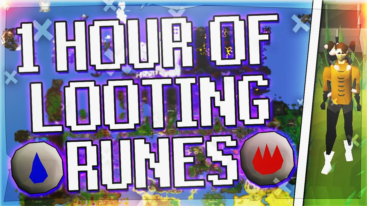 Looting Runes (ZMI Altar) | Testing OSRS Wiki Money Makers | Money Making Guide 2020