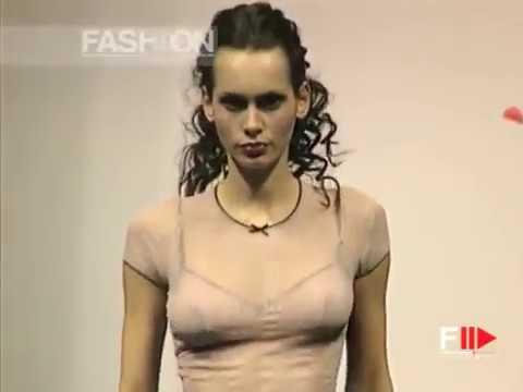 BLUMARINE Underwear Fall 2000 2001 1 of 2 Milan - Fashion Channel