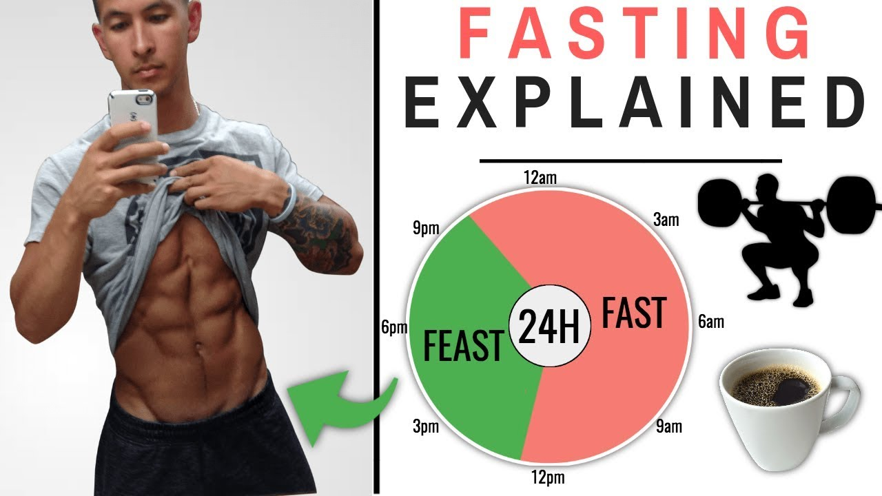 how long do i need to fast to lose weight