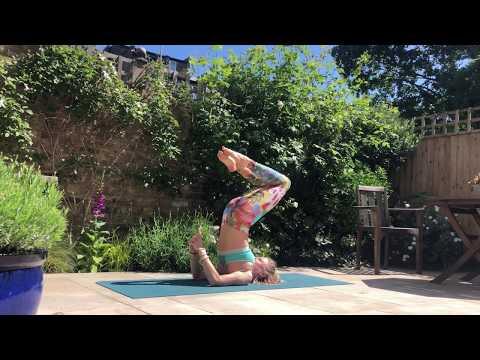 Baptiste Power Yoga Jip Sequence 10 Rejuvenation Youtube