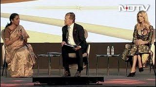 Ivanka Trump, Nirmala Sitharaman Discuss Start Ups And Women Entrepreneurs
