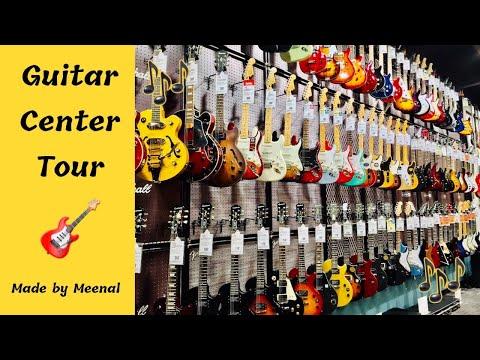 Guitar Center Tour