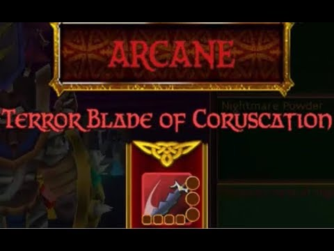 Arcane Legends - Nightmare Chests (+1500 Plats! LUCKY!!!)
