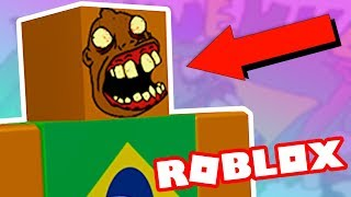 The game MORE HUE HUE BR of ROBLOX! → Roblox funny moments #28 🎮 (Roblox SERVER BR)