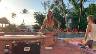 Leila Dylla - dharma talk from Rising Strong through the Chakras Retreat