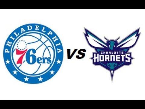 Philadelphia 76ers vs Charlotte Hornets NBA Full Highlights (NOVEMBER 18TH 2018-19)
