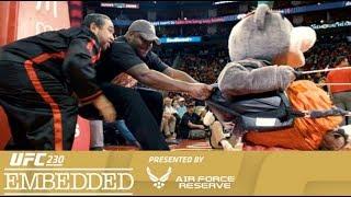 UFC 230: Embedded - Episódio 1