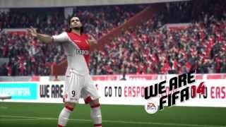 FIFA 14 Gameplay Trailer   Xbox 360, PS3, PS4, Xbox One y PC