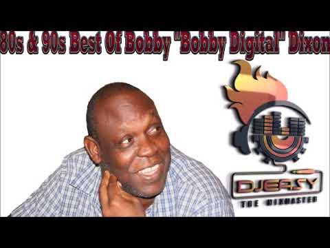 "Reggae Dancehall 80s,90s Best of Bobby ""Bobby Digital"" Dixon Mixtape By Mixmaster Djeasy"
