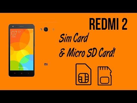 xiaomi-redmi-2---how-to-insert-sim-card-&-memory-card!