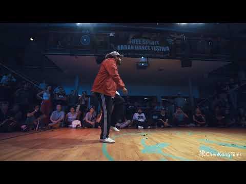 Free Spirit Festival 2017 MUSICOLOGY // Dalil vs Groofy // Funk -  1/2 Final