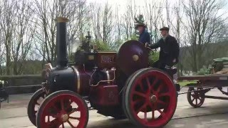 Great War Steam Fair 2016 at Beamish Museum