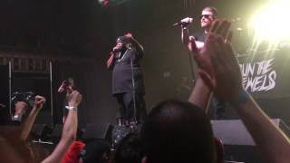Run The Jewels - Love Again (Akinyele Back) ft. Gangsta Boo (Run The World Tour 2017)