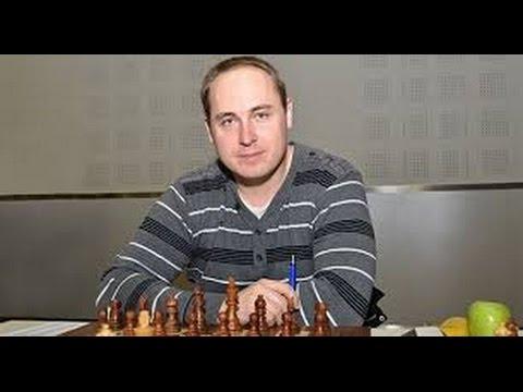 Šachy-analyzuje Robert Cvek - partie - Robert Cvek 2517  - Jakubowski Krzysztof 2565 -1-0