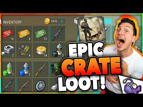 AWESOME RED COUPON LOOT // Last Day On Earth Survival #11