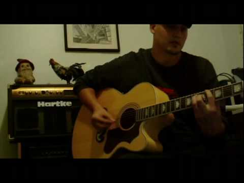 Gomez - Sweet Virginia(acoustic cover)(Brandon McKenzie)