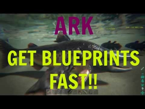 Ark blueprints fast youtube ark blueprints fast malvernweather