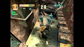 Zombie Revenge - Gameplay Dreamcast HD 720P