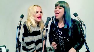 Invincible - Kelly Clarkson. Live Cover by ULRIKA Ft. PRISCA