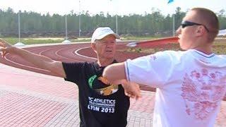 Паралимпийцы Югры взяли три золота и две бронзы на Всероссийских соревнованиях по лёгкой атлетике(, 2017-05-25T15:32:02.000Z)