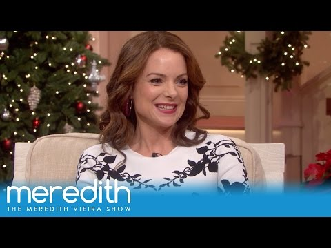 How Kimberly Williams-Paisley Met Brad Paisley! | The Meredith Vieira Show