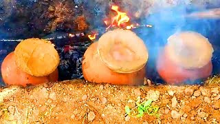 Gambar cover Tribal Cuisine | Cooking in the Jungle | Country Style Chicken
