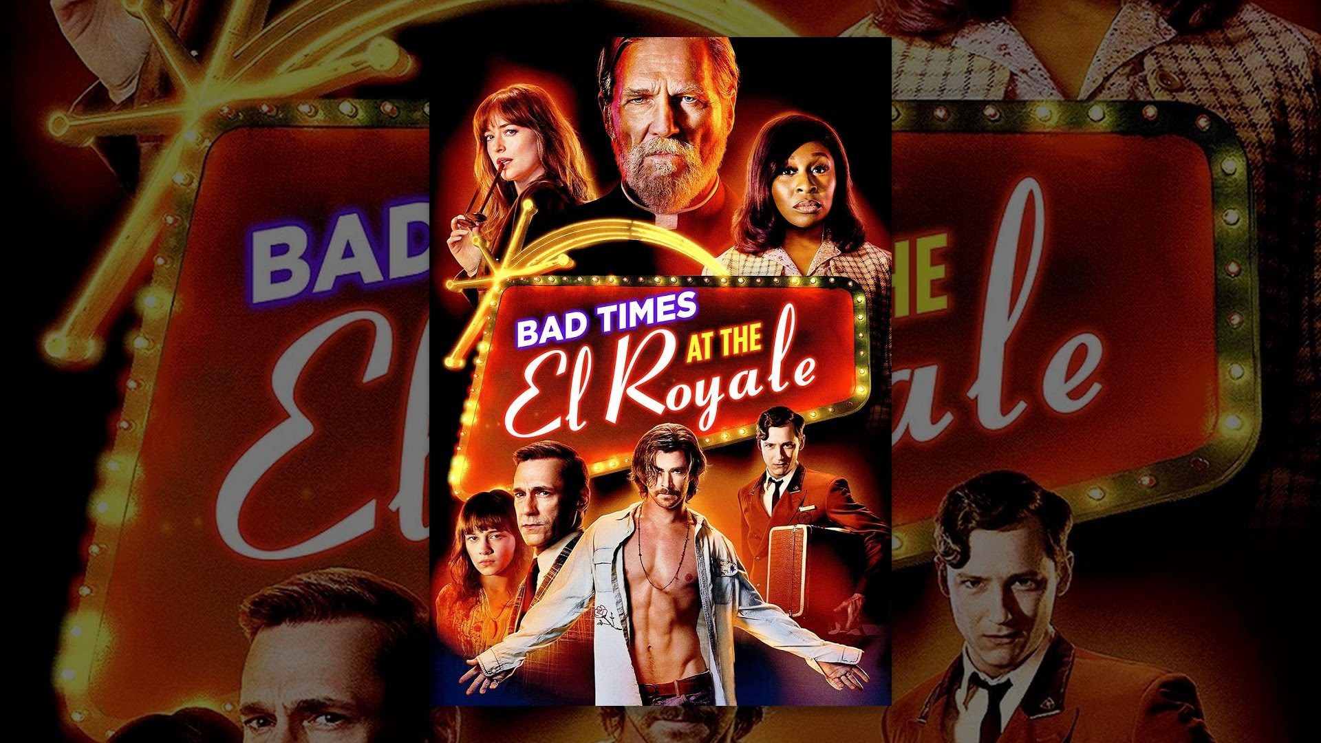 Bad Times At The El Royale Youtube