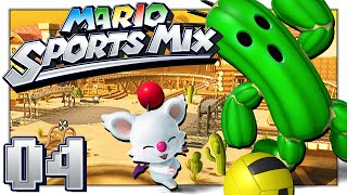 Mario Sports Mix - Showing The Booty! - Part 4 - Dodgeball