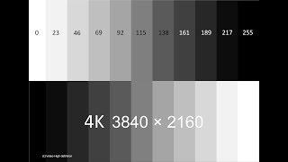 This video is effect for test lcd screen. you can use it tv, computer monitor, lcd, led smart phones, iphone, ipad and tablets. 4k uhd (2160p) a resoluti...