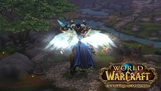 wtf he s flying around noob reaction to codex of ascension warlords of draenor ashran pvp wod