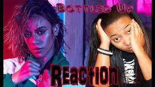 Dinah Jane- Bottled Up ( Official Music Video ) Reaction