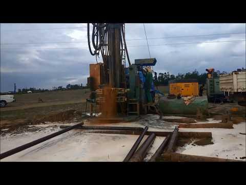 Ethiopia -- Yirgalem Integrated Agro-Industrial Park: under construction