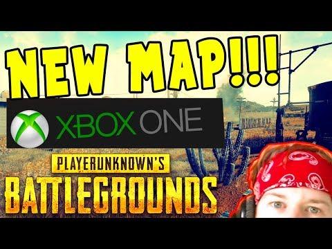 ? XBOX PUBG LIVE STREAM | NEW DESERT MAP!!! | PlayerUnknown's Battlegrounds Live Stream thumbnail