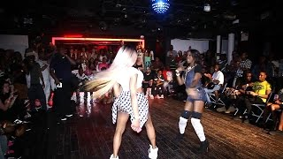 TAMIYAH VS KEMA LSS @VOGUE NIGHTS 6/22/2015