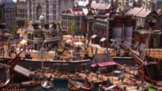Age of Empires III Soundtrack-This Is Weather/Decisions Are Made (End Credits)