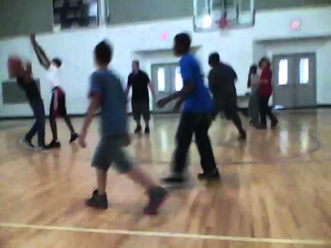 Ballin In Oak Hammock K 8 Gym During School Youtube