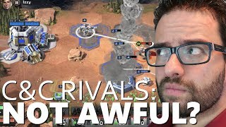 OK, DIDN'T EXPECT THAT: Command and Conquers Rivals... is GOOD?