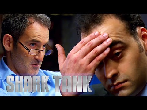 Steve Offers Millions For Stock Market Placement   Shark Tank AUS