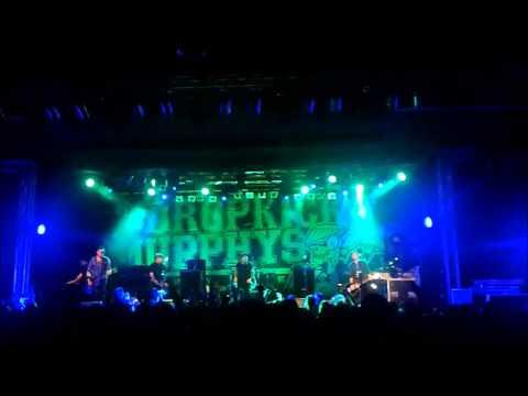 Dropkick Murphys, Don't tear us apart, Warszawa 19.06.2014, klub Stodoła
