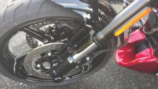 Harley-Davidson 2017  FXSE CVO ブレイクアウト