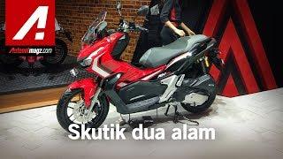 Honda ADV 150 first look (English Subtitle)