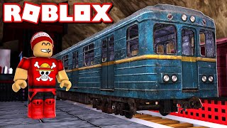 BUILDING a $1 million SUBWAY STATION at ROBLOX → Metro Tycoon 🎮