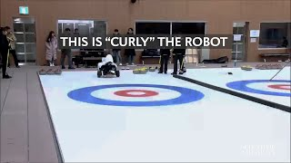 Watch a Robot AI Beat a World Class Curling Competitor