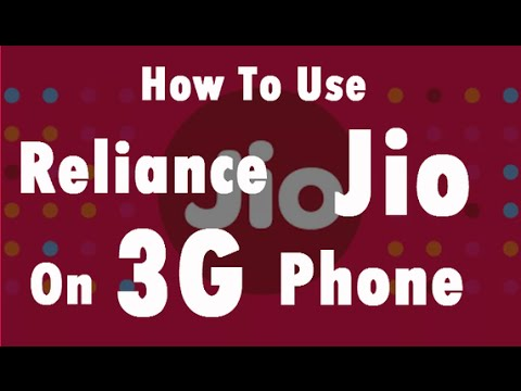 How To Use 4G Sim on 3G Phone||How to convert 3G device into 4G device