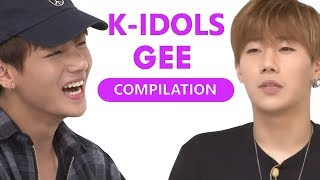 Gambar cover K-IDOLS DANCING TO SNSD GEE (COMPILATION)