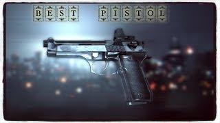 battlefield 4 m9 pistol the best pistol in bf4
